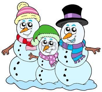 Olaf Snowman Clipart