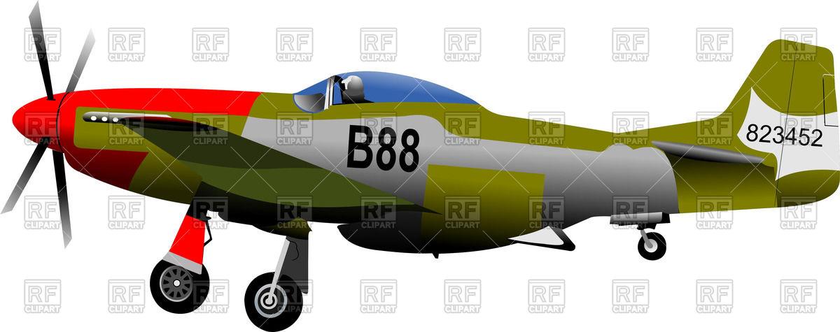 1200x475 Old Combat Airplane
