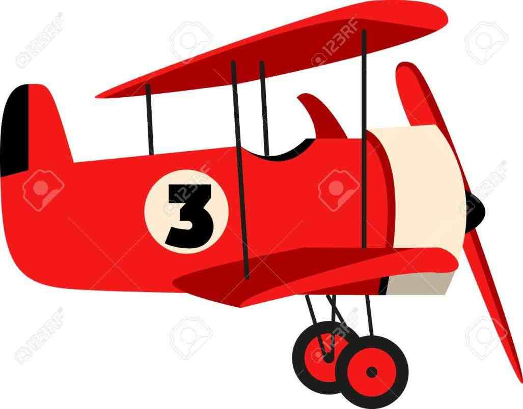 1027x804 Red Vintage Airplane Clipart Vintages