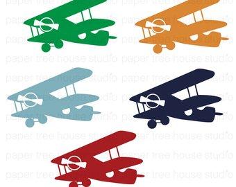 340x270 Aviation Clip Art Etsy