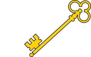 298x189 Old Fashioned Key Clipart Collection