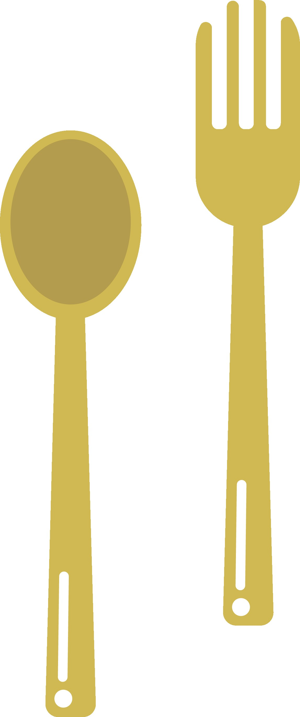 1147x2737 Vintage Cutlery Clipart Black And White Clip Art Old Fashioned