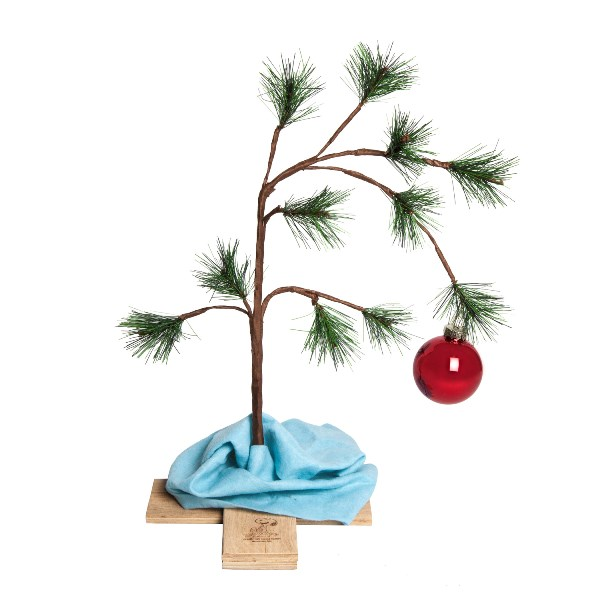 600x600 Peanuts Christmas Tree Clipart