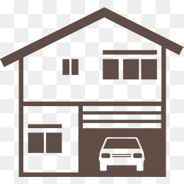 260x260 House Garage Png, Vectors, Psd, And Clipart For Free Download