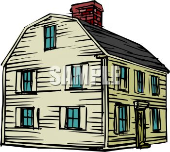 350x313 Old House Clip Art Cliparts