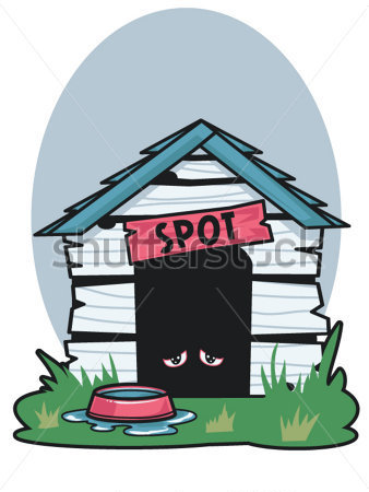 338x450 Old House Clipart Ruined House