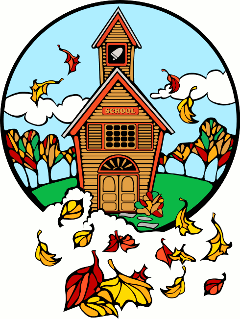 490x651 Old House Clipart Funny House
