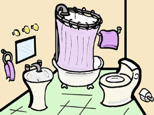 642x482 Bathtub Clipart Old School