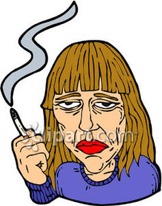 237x300 Smoking Clipart Group