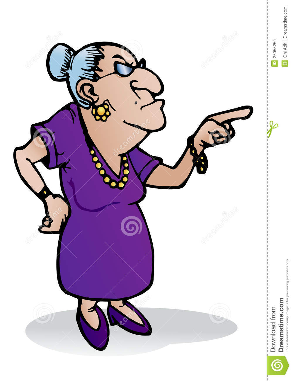 1000x1300 95211319 Cartoon Happy Old Lady Free Clipart Of Yanhe Clip Art