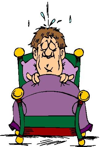 323x475 Old Man Sleeping Clipart