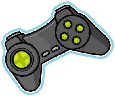 400x336 Controller Clipart Old School#3185354