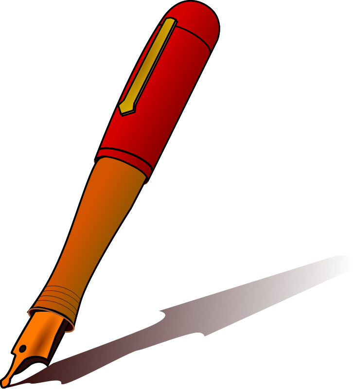 726x800 Collection Of Old Pen Clipart Png High Quality, Free