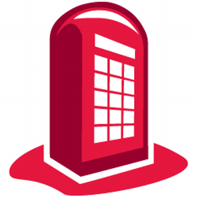 400x400 Phone Booth Clipart Old School