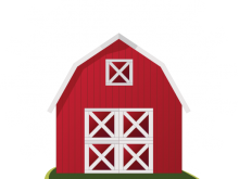 220x165 Red Barn Clipart Old Red Barn Clipart Plant Clipart