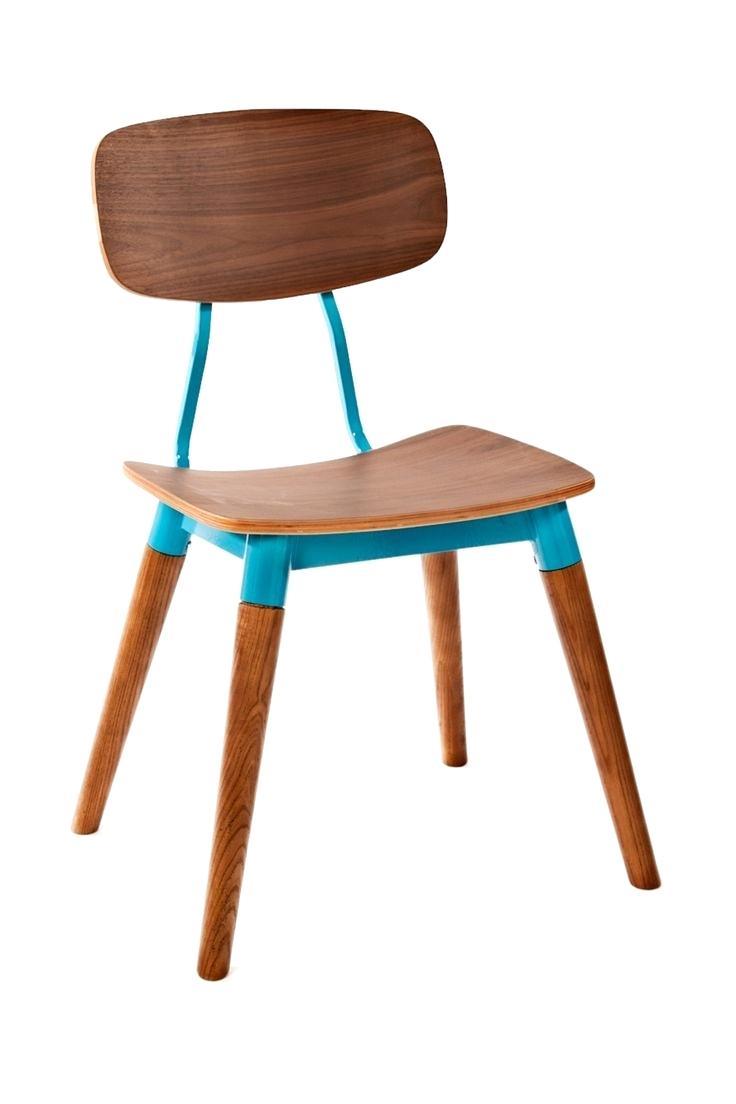 736x1104 Blue School Chair. Blue School Chair 1