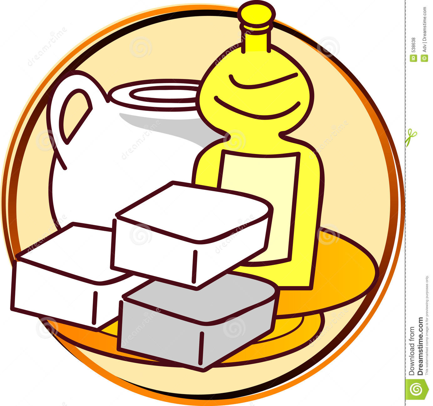 1385x1300 Fats And Oils Clipart