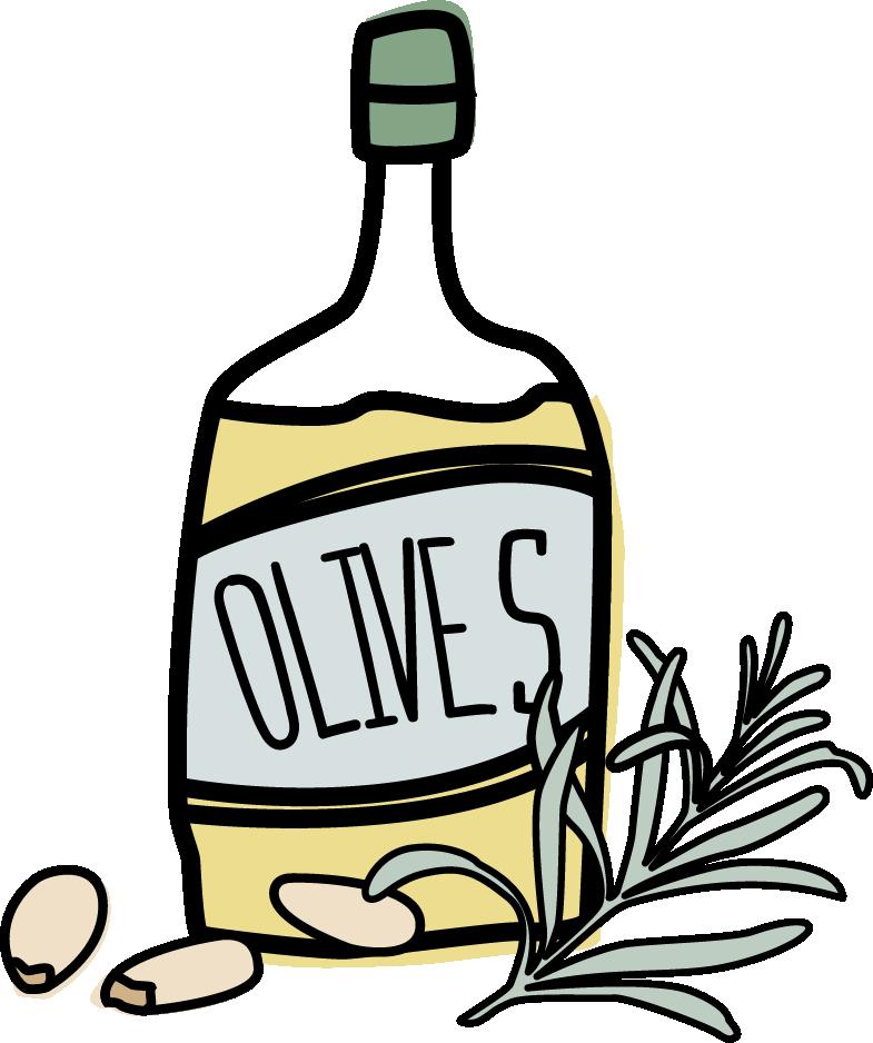 785x938 Rosemary And Olive Oil Ice Cream Scaramouche Ice Cream Maker