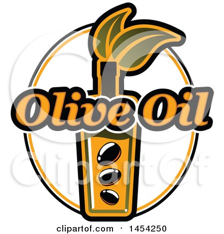 450x470 Royalty Free (Rf) Extra Virgin Olive Oil Clipart, Illustrations