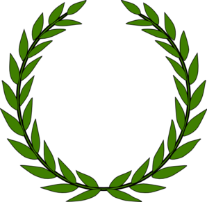 298x291 Green Olive Branch Trnsp Clip Art