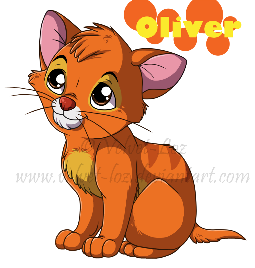 850x895 Oliver Oliver And Company Disney, Koty I Urocze Koty