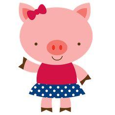 236x236 Free Pig Cliprt From Cliprt, Dibujos