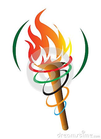 327x450 Olympic Symbol Torch Stock Photos, Images, Amp Pictures (390