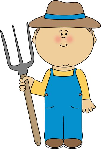 On The Farm Clipart