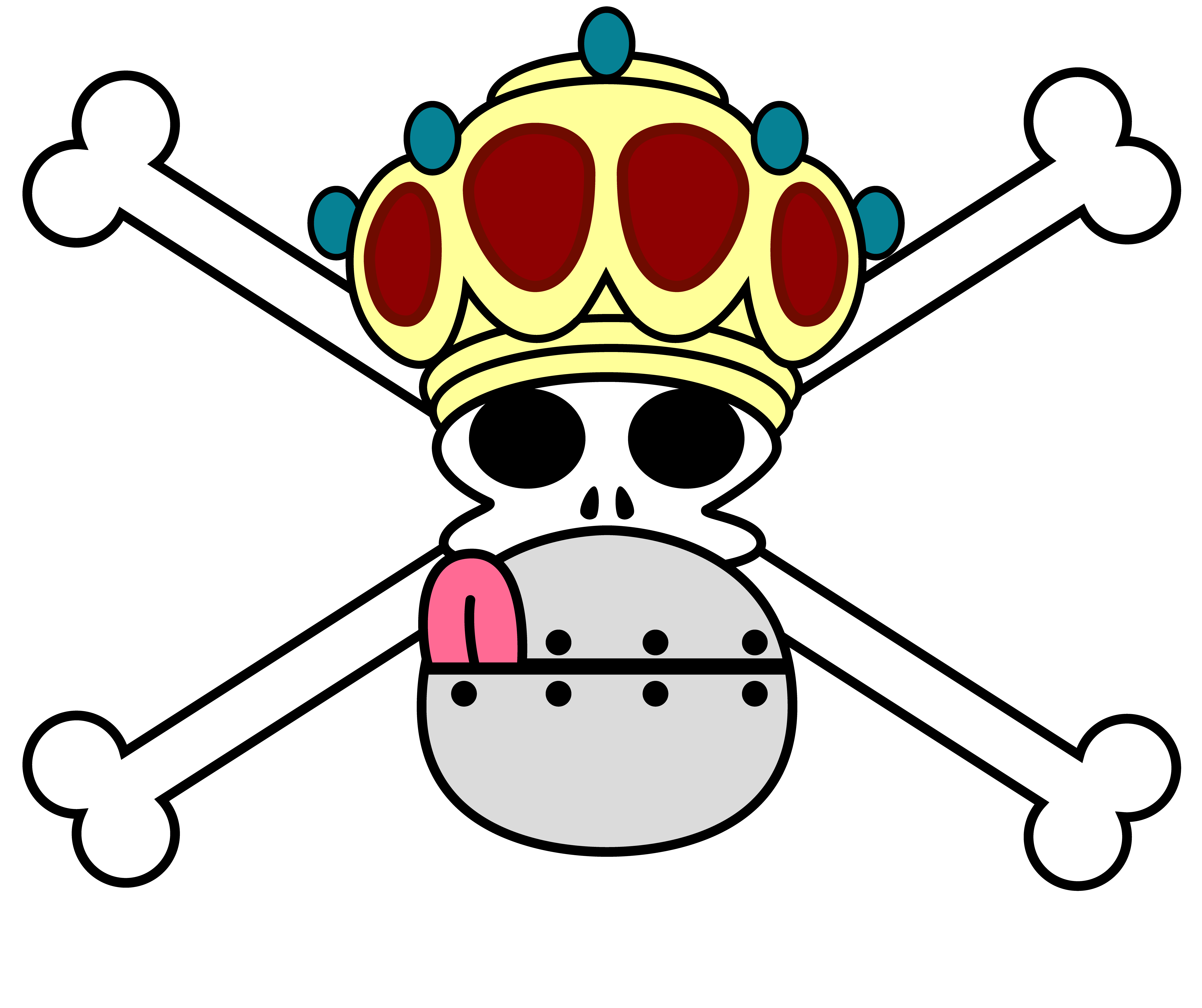 6227x5223 One Piece Characters By Pirate Flag Quiz