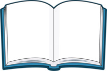 210x139 Free Open Book Clip Art, Hanslodge Clip Art Collection