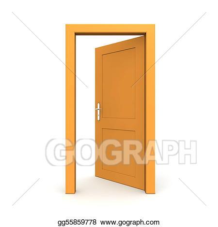 450x470 Door Opening Clipart Open Door Free Images
