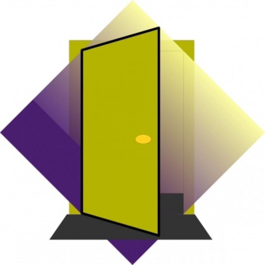 Open Door Clipart At GetDrawings
