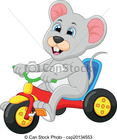 392x470 Mice Cheerful Clip Art Vector Graphics. 411 Mice Cheerful Eps