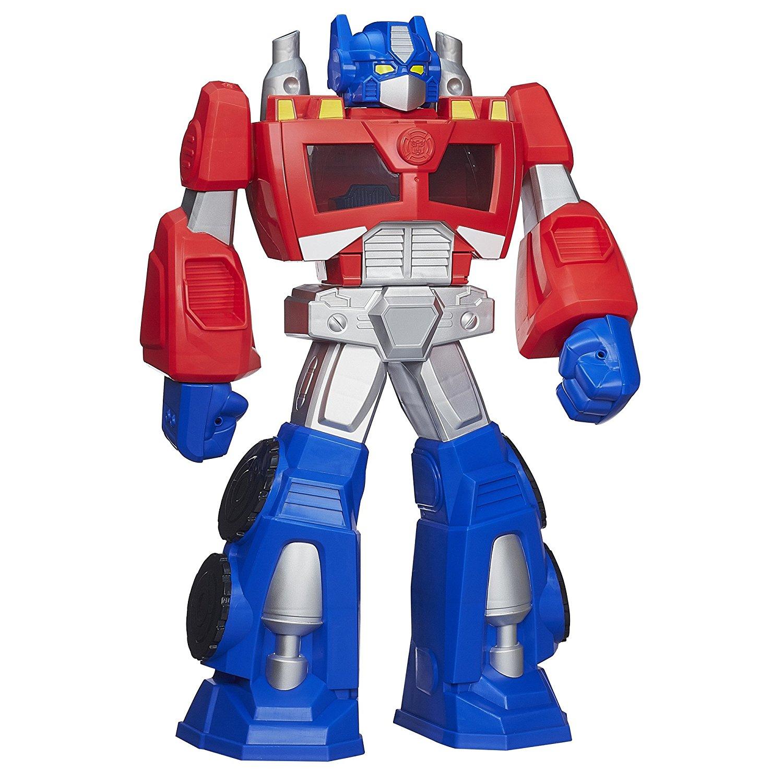1500x1500 Playskool Heroes Transformers Rescue Bots Epic Optimus