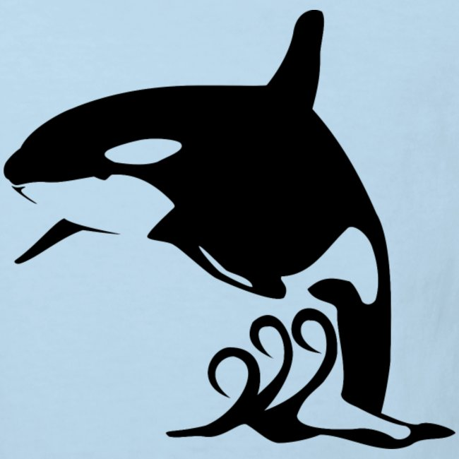 650x650 Killer Whale Clipart Strong