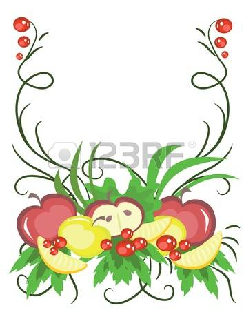 354x450 Fruit Obstwiese Clipart