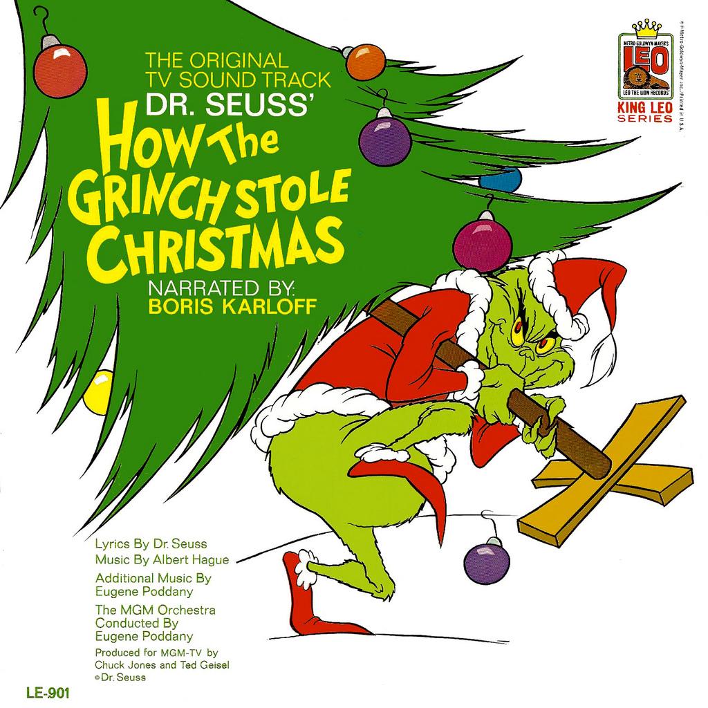1024x1024 Clip Art How The Grinch Stole Christmas Clip Art