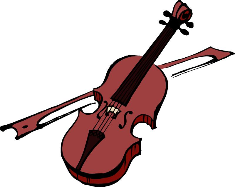 800x636 Clipart Violin money clipart