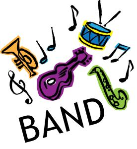 276x300 Concert band clip art clipart