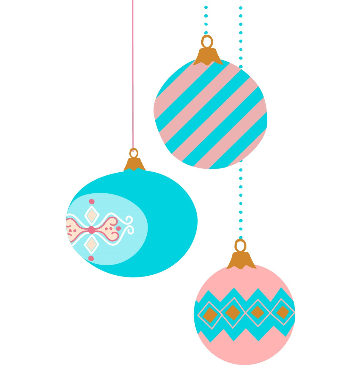 1155x1233 Collection Of Vintage Christmas Ornaments Clip Art High
