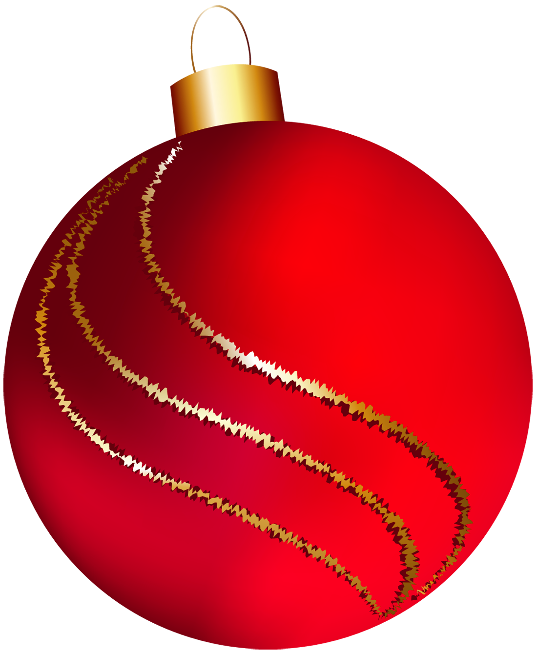 1100x1336 Large Red Ornament Clipart Christmas Clip Art