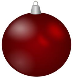 236x253 Christmas Red Snowflake Ornament Clip Art Clip Art