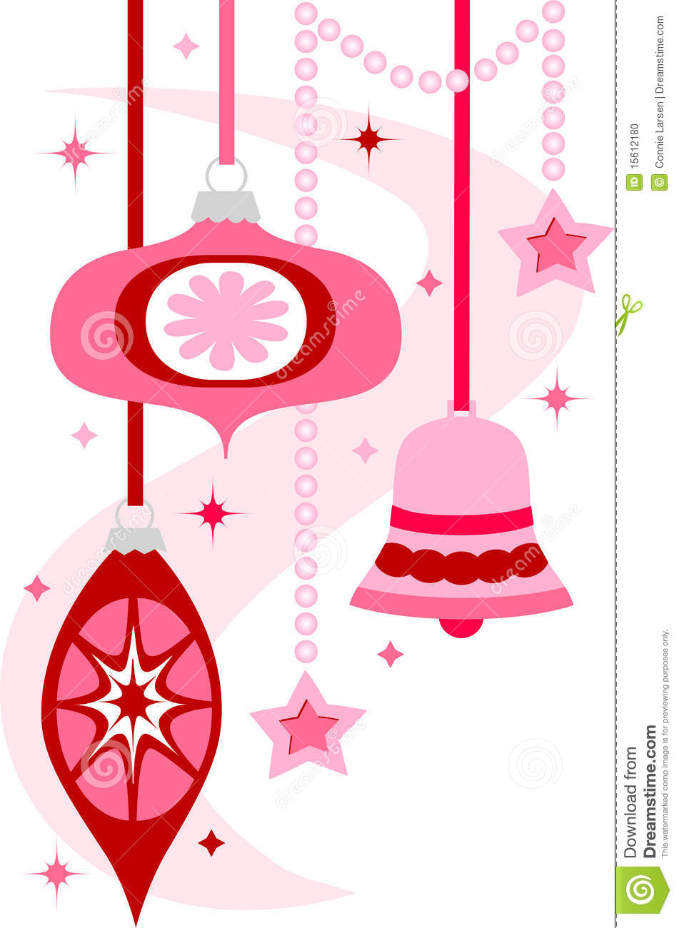951x1300 Collection Of Vintage Christmas Ornaments Clip Art High