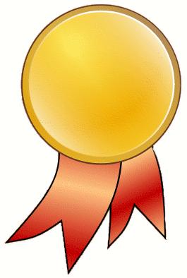 265x394 Cliparts Winner Announcement