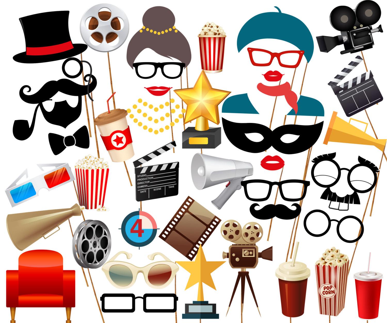 1500x1250 Oscar Party Clip Art Cliparts