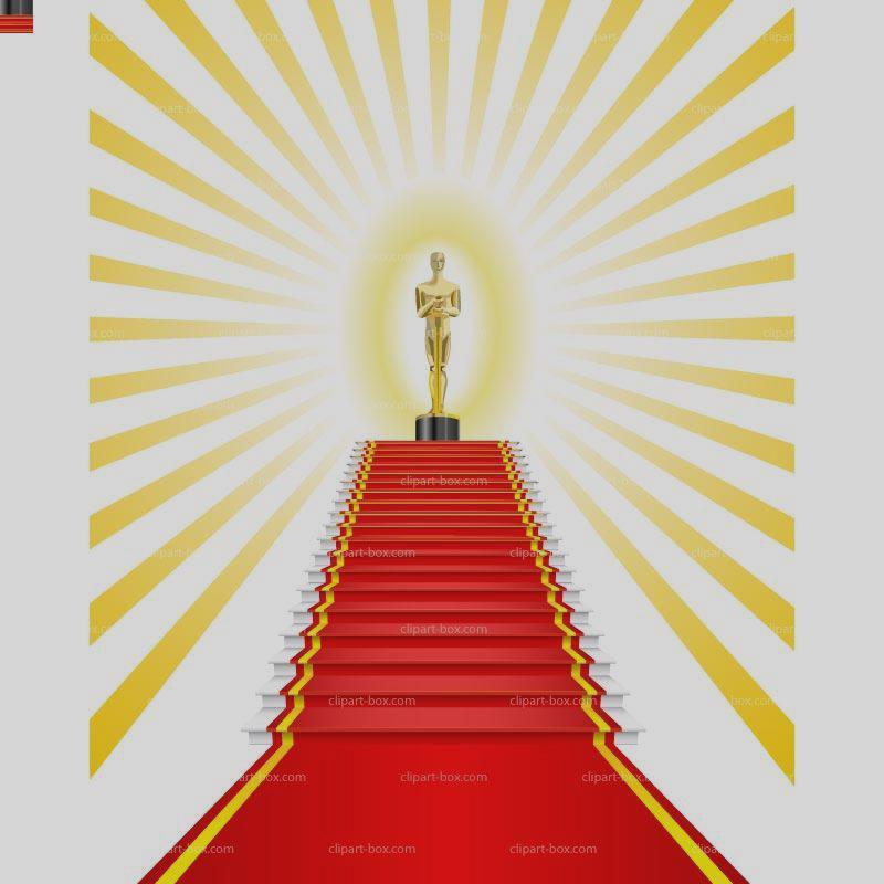 800x800 Clip Art Oscar Statue Clipart Anzrjy