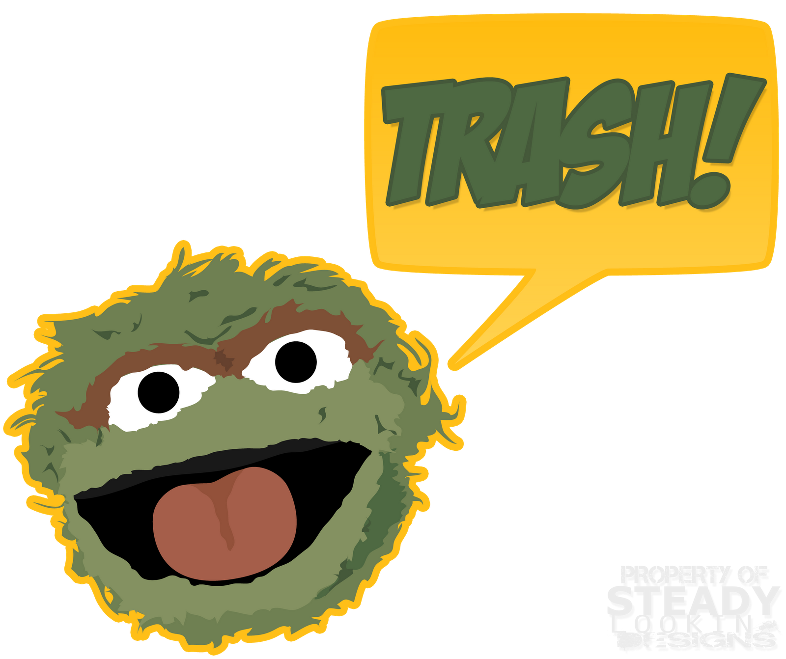 1600x1342 Wallpaper Oscar The Grouch
