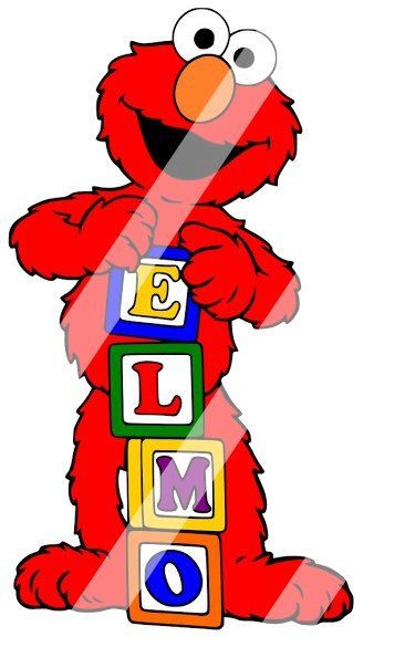 366x604 Awesome Elmo Clipart 154 Best Digital Clip Art Images