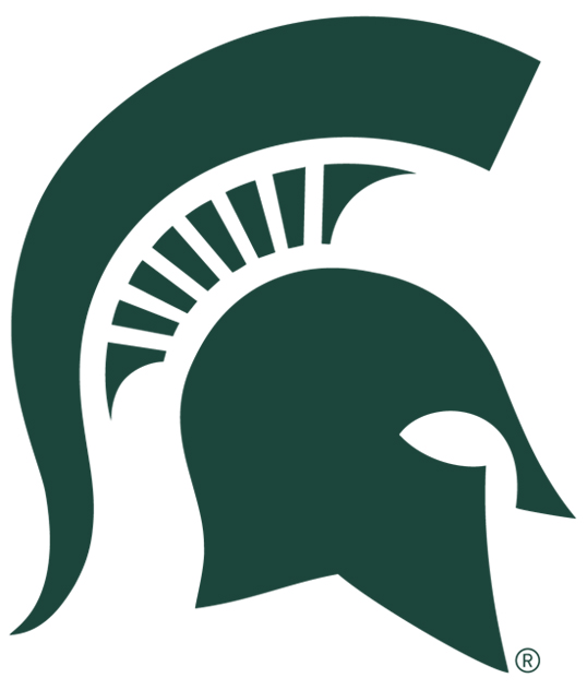 538x632 Collection Of Michigan State Football Clipart High Quality