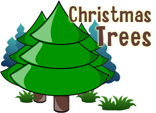 305x221 Clip Art Tree Farm Royalty Free Christmas Vector Images